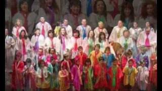Cantando por Navidad en el 2007