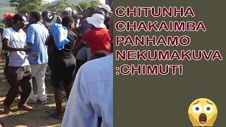 CHITUNHA CHAKAIMBA PANHAMO NEKUMAKUVA : CHIMUTI