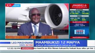 CS Macharia: KQ will play key role to ensure we get medical supplies in our country