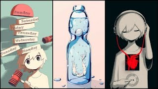 50+ Powerful Illustrations By Japanese Artist That Will Make You Think
