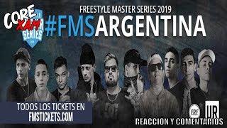 ⭕FMS Argentina 2019 -Jornada 1| EN VIVO (CON COMENTARIOS)⚡
