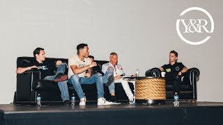 YOUNG AND RECKLESS BUILD YOUR EMPIRE EVENT PERSONAL BRANDING PANEL