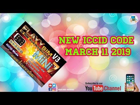 New Iccid Code