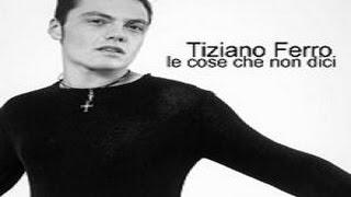 Tiziano Ferro - Le cose che non dici  - Live ( Tradução PT/BR)
