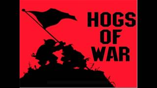Hogs Of War - French Quotes - Garlic Grunts