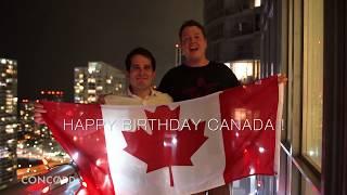 Happy Canada 150! Concord Video