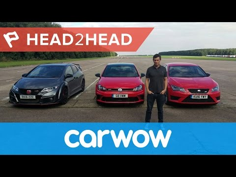 golf gti clubsport loses drag race with seat leon cupra. Black Bedroom Furniture Sets. Home Design Ideas
