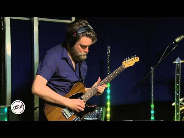 Jaga Jazzist – Starfire (Live @ KCRW)