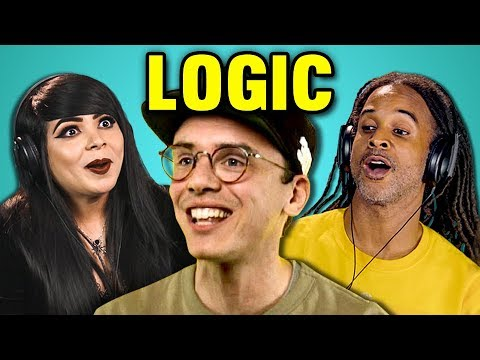ADULTS REACT TO LOGIC (Black SpiderMan, Flexicution, Young Sinatra III) mp3