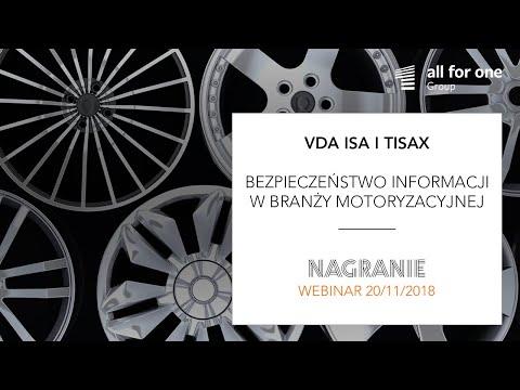 TISAX – Bezpieczna wymiana informacji w branży automotive