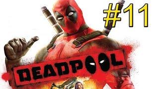 Deadpool {PС} прохождение часть 11 — Цирк Пиратов Дэдпула