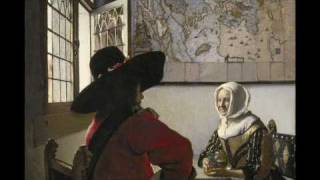 Officer and Laughing Girl (Vermeer)
