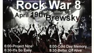 RockWar 8 - Hattiesburg MS - Brewsky's - C&M Music