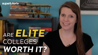 4 Reasons to Choose an Elite College