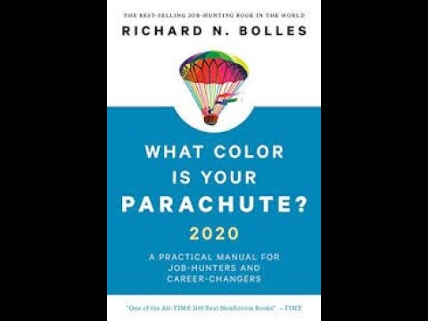 What Color Is Your Parachute by Richard Nelson Bolles Book Summary   Review AudioBook