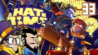 A Hat In Time Lets Play: Ship Shape Shenanigans - PART 33 - TenMoreMinutes