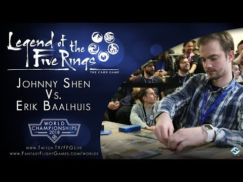 Legend of the Five Rings: World Championships 2018