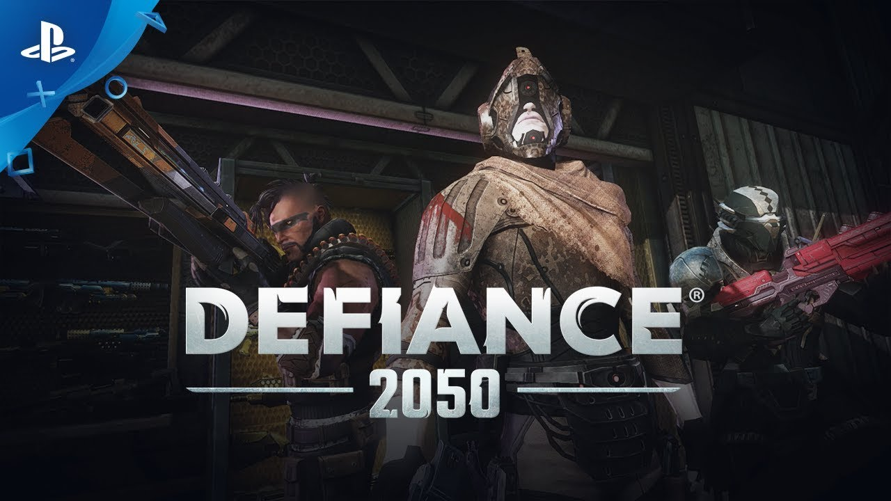 Play the Defiance 2050 Beta April 27 to 29 on PS4