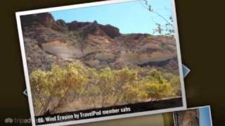 preview picture of video 'Shothole Canyon and George Knife Road Sahs's photos around Exmouth, WA, Australia (travel pics)'