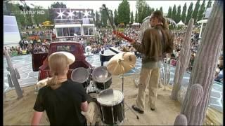 Joshua Kadison - El diablo amor (Pop Open Air - sep 01, 2001)