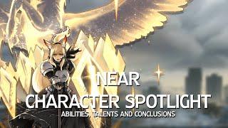 Nearl  - (Arknights) - Arknights - Nearl Operator Spotlight