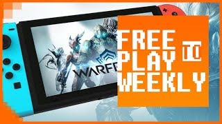 Free to Play Weekly - Become A God Or Space Ninja For Free On Nintendo Switch Ep 349
