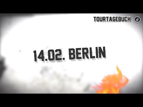 """Tourtagebuch """"Aus Ruinen"""" Berlin"""
