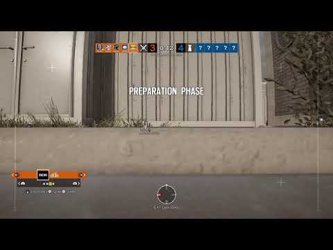 RAINBOW 6 SIEGE ROAD TO PLAT #2