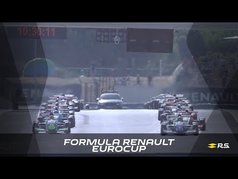Formula Renault Eurocup : Highlights Paul Ricard - Race 2