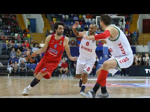 Nightly Notable: Teodosic delivered his 1000th assist!