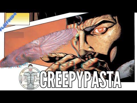 Supermanova kletba - DC CREEPYPASTA