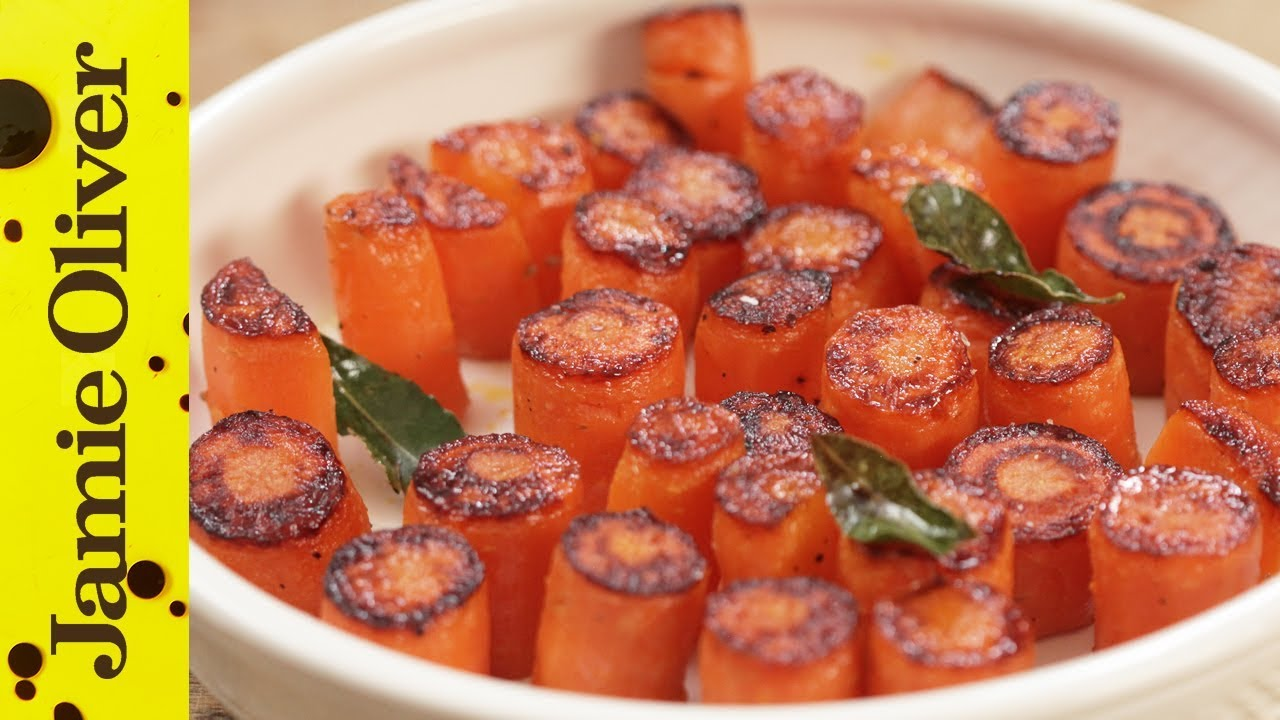 Jamie Oliver's food team  – Sexy carrots