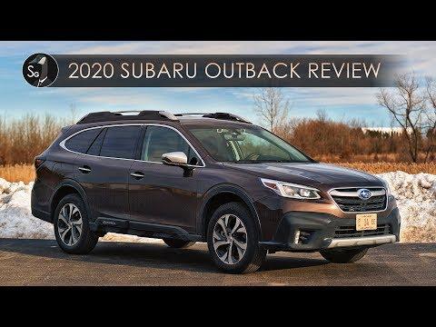 External Review Video _S-rsysqa24 for Subaru Legacy Sedan & Outback Wagon (7th Gen)