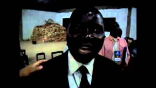 Visita do CONAMPE à África