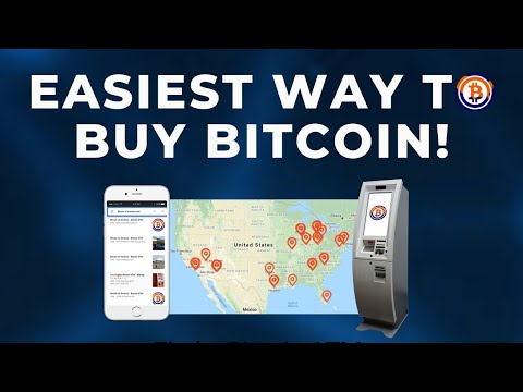 Bitcoin Atm Locations
