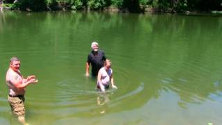 BAPTISM AT THE RIVER
