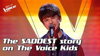 """Sam sings """"Like a Rolling Stone"""" by Bob Dylan   The Voice Stage #2"""