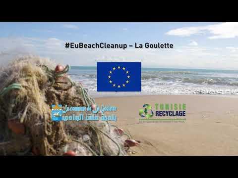 #EUBeachCleanup2021 #PlagedeLaGoulette