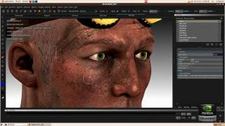 Mari 3D Texture Painting By The Foundry