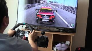 Volante Logitech G29 + Project Cars PS4