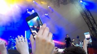 Example - Under the Influence @ Eden Project, Cornwall 2012