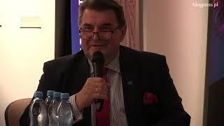 """Konferencja """"Sylwetki obozu narodowo-chrześcijańskiego"""" p.t. Ekonomiści – prof. Zbigniew Krysiak"""