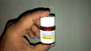 How To Take Thyronorm Tablet