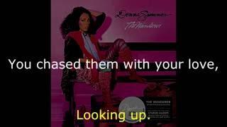 "Donna Summer - Looking Up (7"" Single/Album Version) LYRICS SHM ""The Wanderer"" 1980"