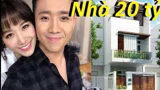 Hari Won Mua Nhà 20 Tỷ Đồng bằng Tiền tự tích góp