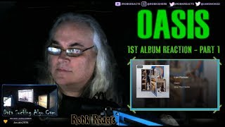 Oasis   Requested Reaction   1st Album   Part 1