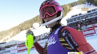 Marie-Michele Gagnon gets first World Cup win - Universal Sports