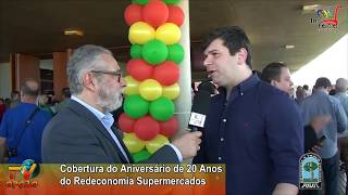 Programa Supermercado InFoco- 20 anos Redeconomia Parte I