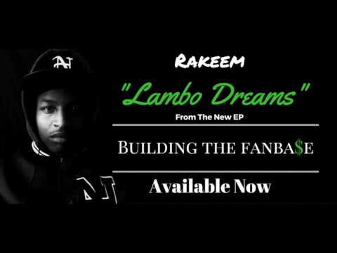 Rakeem - Lambo Dreams (produced by Poovey Beatz) [Official Audio]