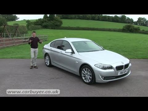 BMW 5 Series saloon (2010 - 2013) review - CarBuyer
